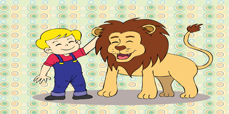Singa dan Pematung ( The Lion and The Sculptor)