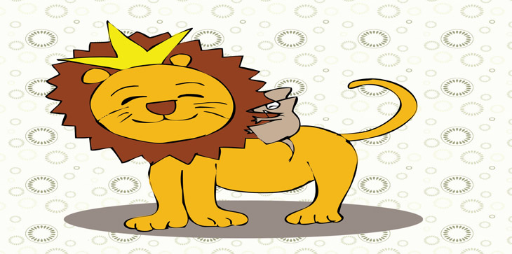 Singa dan Tikus Kecil ( The Lion and The Little Rat)