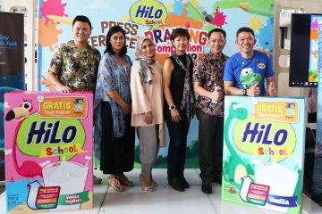 HiLo School Meluncurkan HiLo School Drawing Competition (HSDC) 2019