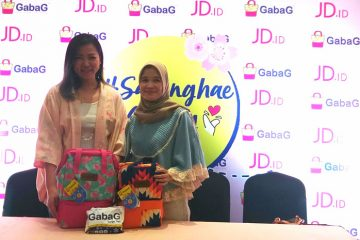 """The Launching of Gabag Indonesia 2019 New Collection"" dan event #saranghaegabag"