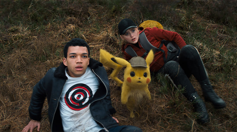 Weekend Seru Bersama Pokemon: Detective Pikachu
