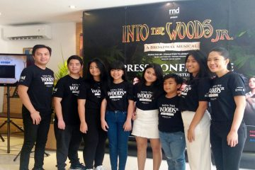 Relasi Nada Dunia Pentaskan Drama Musikal Broadway 'Into The Woods JR'