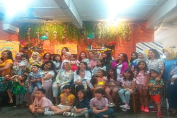 Mom & Kids Fun Playdate Bersama Gingersnaps
