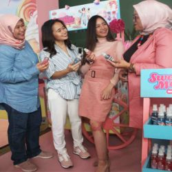 Cussons Indonesia Luncurkan Imperial Leather Body Mist Sweet Treats Collection
