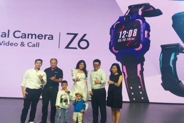imoo luncurkan watch phone Z6, watch phone flippertama di dunia dan imoo watch phone Z6 Frozen II limited collection