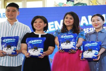 Mondelez International Luncurkan Oreo Cookie Crumb Kemasan 1 Kg