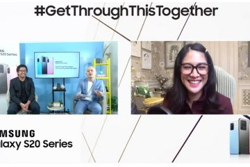 #GetThroughThisTogether #WithGalaxyS20 Mom Dian Sastrowardoyo Bagikan Cerita Inspiratif