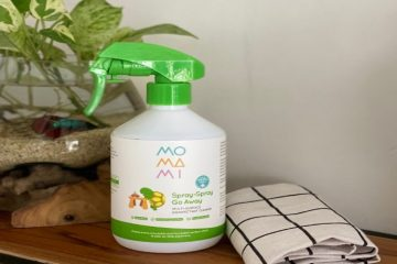 Lindungi Anak dari Kuman, MOMAMI Hadirkan Spray Spray Go Away Multi Surface Disinfectant Cleaner