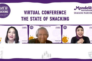Mondelez Indonesia Luncurkan The State of Snacking 2020