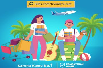 Blibli Travel & UMKM Fest